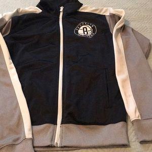 NBA zip up jacket